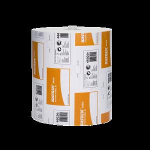 White towel 46020 KATRIN BASIC - SYSTEM TOWEL 1 layer, price per carton of 6 towels
