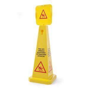 "Slippery floor"" information sign - code 663998"