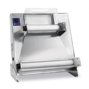 Wałkownica elektryczna do pizzy z dwoma parami wałków HENDI 500 - kod 226643