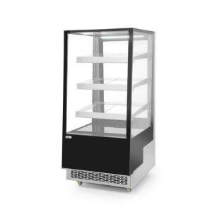 3-shelf display cabinet 300 l