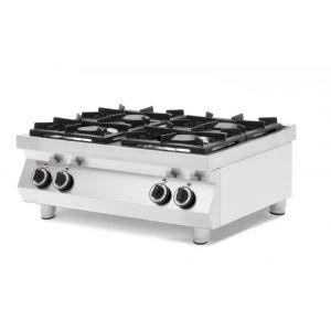 Kitchen Line 4 burner gas cooker, table top 227381