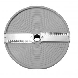 Slice disc for slicing 6 mm with 2 straight knives - code 234167