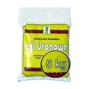 Sól kamienna drogowa 5kg