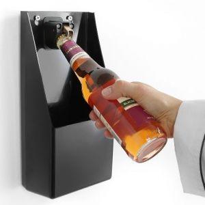 Otwieracz do butelek z pojemnikiem na kapsle - kod 643914