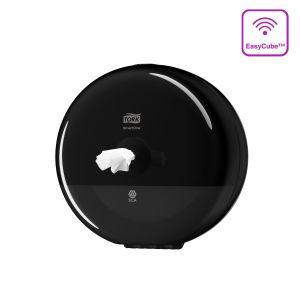 Podajnik papieru toaletowego TORK T9 czarny SmartOne® mini