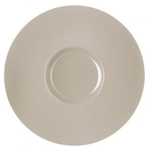 Chef&Sommelier Plate Moon Taupe - code S1115