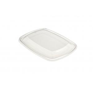 FastPac pokrywka niedzielona do pojemnika 1350ml transparentna 28x20x2cm op.50 sztuk