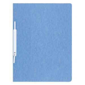 Skoroszyt DONAU, preszpan, A4, twardy, 390gsm, niebieski