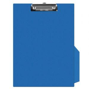Clipboard Q-CONNECT deska, z klipsem, PVC, A4 niebieski