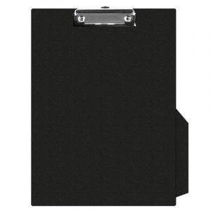 Clipboard Q-CONNECT deska, z klipsem, PVC, A4 czarny