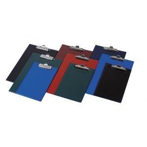 Clipboard DONAU deska, PVC, A4, z klipsem, mix kolorów