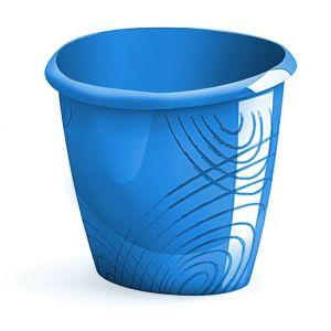Kosz na śmieci CEP Origins, niebieski