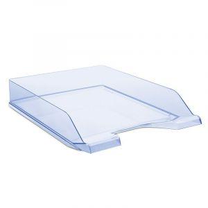 Szufladka na biurko DONAU, polistyren, A4, standard, niebieska
