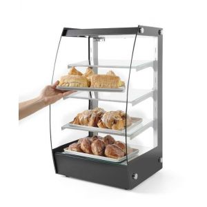 Neutral self-service display cabinet 75 l