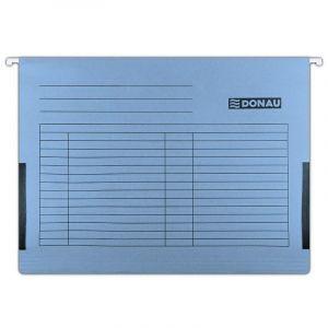 Clipboard folder with sides DONAU blue A4 7420905-10