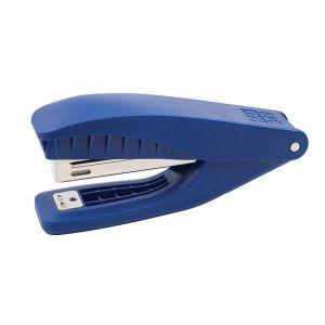 Zszywacz SAX349, zszywa do 25 kartek, zintegrowany rozszywacz, niebieski