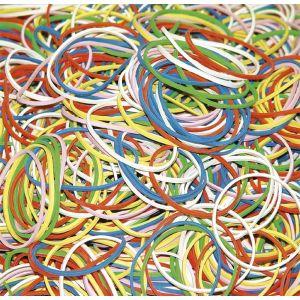 Gumki recepturki DONAU, 500g, mix kolorów