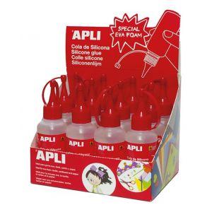 Klej silikonowy APLI, 100ml