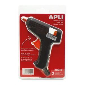 Pistolet do kleju termotopliwego APLI, 20W