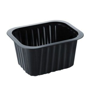 Pojemnik DUNI, PP (zupa), czarny, 470ml, cena za opakowanie 300szt.