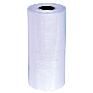 Etykiety do metkownic Q-CONNECT, 23x16mm, dwurzędowe, białe