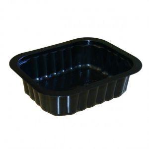 Pojemnik DUNI, PP (zupa), czarny 350ml, cena za opakowanie 300szt.