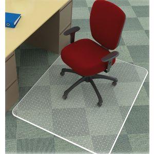 Mata pod krzesło Q-CONNECT, na dywany, 120x90cm, prostokątna