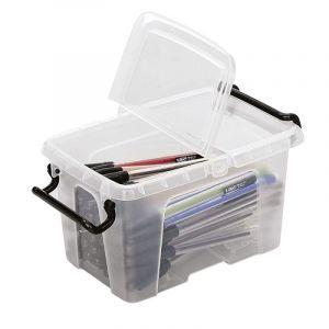 Pojemnik biurowy CEP Smartbox, 1, 7l, transparentny