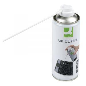 Sprężone powietrze Q-CONNECT, palne, 400ml