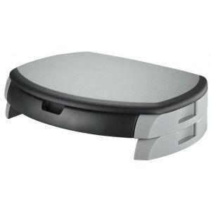 Podstawa pod monitor Q-CONNECT, z szufladą, 450x113x315mm, czarno-szara