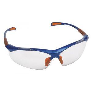Okulary ochronne Nellore, szyba 1F, transparentne