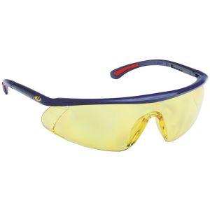 Okulary ochronne Barden, UV, żółte