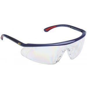 Okulary ochronne Barden, transparentne