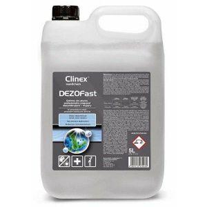 CLINEX DezoFast 5L dezynfekcja powierzchni