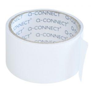 Taśma dwustronna Q-CONNECT, 50mm, 5m, transparentna