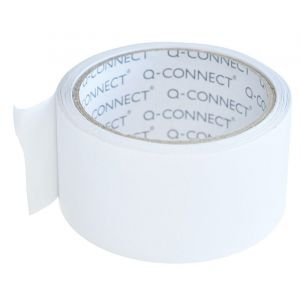 Taśma dwustronna Q-CONNECT, 50mm, 10m, transparentna