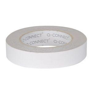Taśma dwustronna montażowa Q-CONNECT, 24mm, 3m, biała