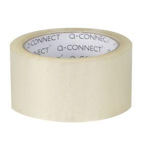 Taśma maskująca lakiernicza Q-CONNECT, 50mm, 40m, jasnożółta