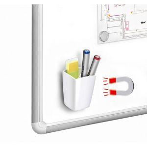 Przybornik magnetyczny CEP Pro GLOSS, biały