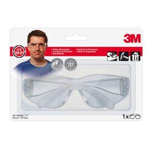 Okulary ochronne 3M Virtua™ AP Clear, transparentne