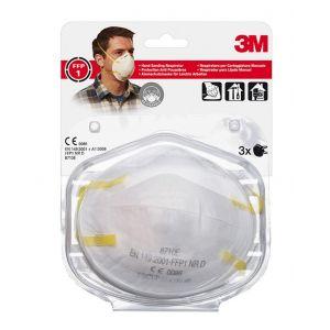 Półmaska ochronna 3M FFP1 (8710), ręczne szlifowanie