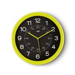 Zegar ścienny CEP Pro Gloss, 30cm, zielony