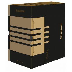 Pudło archiwizacyjne DONAU, karton, A4/200mm, brązowe