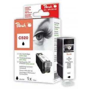 Tusz PEACH R Canon PGI-520BK (do Pixma IP 3600), 2932B001, black