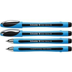 Długopis SCHNEIDER Slider Memo, XB, czarny