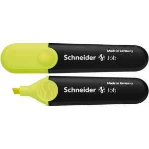 Zakreślacz SCHNEIDER Job, 1-5 mm, żółty