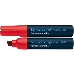 PERMANENT MARKER MAXX 280 RED