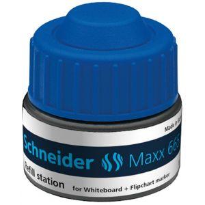 Stacja uzupełniająca SCHNEIDER Maxx 665, 30ml, niebieski