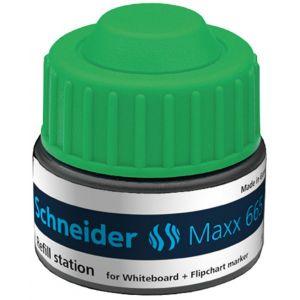 Stacja uzupełniająca SCHNEIDER Maxx 665, 30ml, zielony