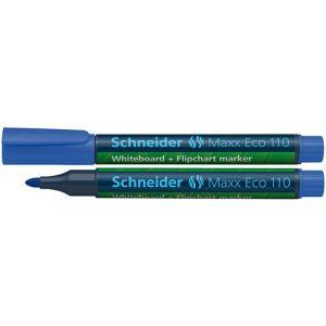 Marker do tablic SCHNEIDER Maxx Eco 110, okrągły, 1-3mm, niebieski